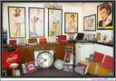 Marc Curial est un artiste peintre qui vous propose de découvrir son atelier de peintures, de fresques, de meubles, d'objets de décoration près de Lyon